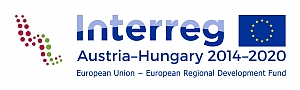 Logo: Interreg Austria-Hungary 2014-2020, European Union