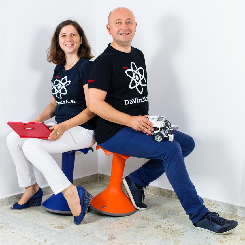 Anna und Peter Gawin