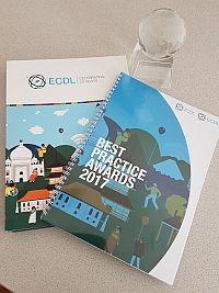 ECDL Best Practice Award