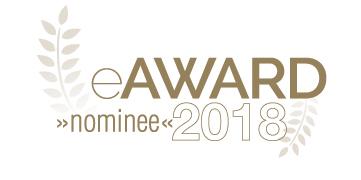 eAward nominee 2018