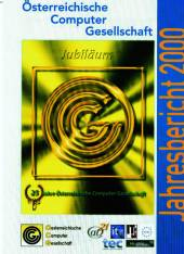 Cover: OCG Jahresbericht 2000