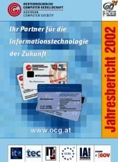 Cover: OCG Jahresbericht 2002