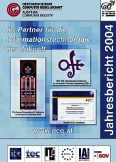 Cover: OCG Jahresbericht 2004