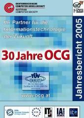Cover: OCG Jahresbericht 2005