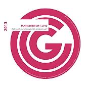 Cover: OCG Jahresbericht 2013