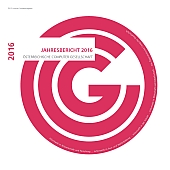 Cover: OCG Jahresbericht 2016
