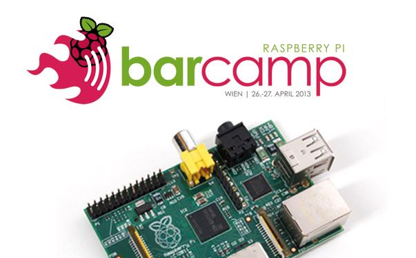 Raspberry Pi Barcamp