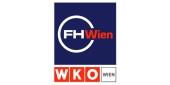 Logo: FHWien der WKW