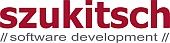 Logo: szukitsch software development