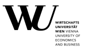 Logo: WU Wien - Institute for Information Management and Control