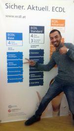 OCG cares erfolgreicher Kandidat Moudar