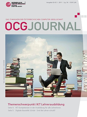 Cover: OCG Journal 2-3/2011