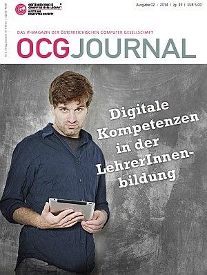 Cover: OCG Journal 2/2014