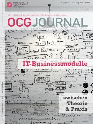 Cover: OCG Journal 3/2014