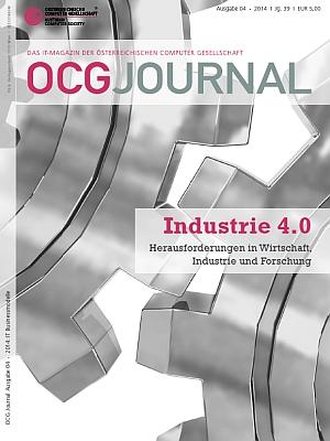 Cover: OCG Journal 4/2014