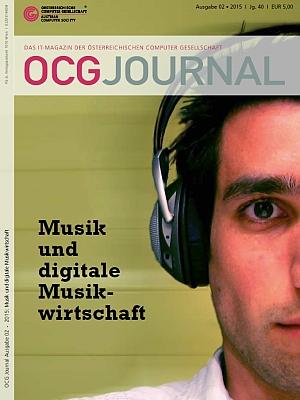 Cover: OCG Journal 2/2015