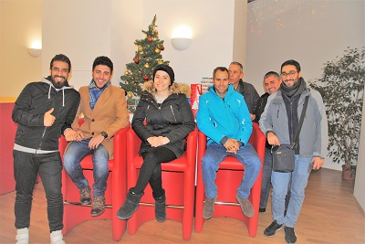 Weihnachtsgruppe OCG cares